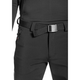 Maier Sports Tech Pants Softshellhose Herren Black